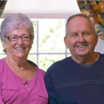 Link to video testimonial of Barbara and Franklin